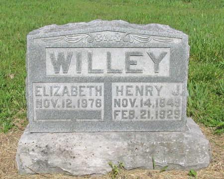 WILLEY, HENRY J - Benton County, Arkansas | HENRY J WILLEY - Arkansas Gravestone Photos