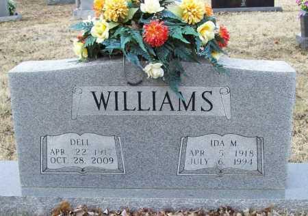 WILLIAMS, IDA M. - Benton County, Arkansas | IDA M. WILLIAMS - Arkansas Gravestone Photos