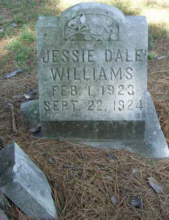 WILLIAMS, JESSIE DALE - Benton County, Arkansas   JESSIE DALE WILLIAMS - Arkansas Gravestone Photos