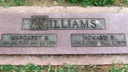 WILLIAMS, HOWARD R. - Benton County, Arkansas | HOWARD R. WILLIAMS - Arkansas Gravestone Photos