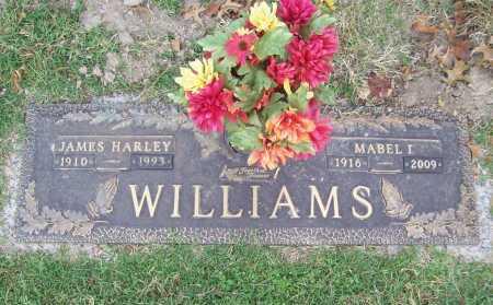 WILLIAMS, JAMES HARLEY - Benton County, Arkansas | JAMES HARLEY WILLIAMS - Arkansas Gravestone Photos