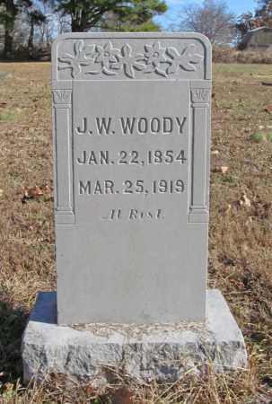 WOODY, JAMES W - Benton County, Arkansas   JAMES W WOODY - Arkansas Gravestone Photos