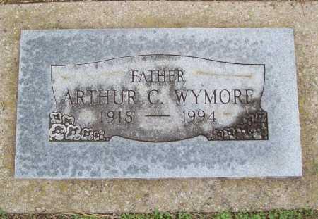 WYMORE, ARTHUR C. - Benton County, Arkansas | ARTHUR C. WYMORE - Arkansas Gravestone Photos