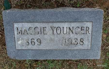 YOUNGER, MAGGIE - Benton County, Arkansas | MAGGIE YOUNGER - Arkansas Gravestone Photos