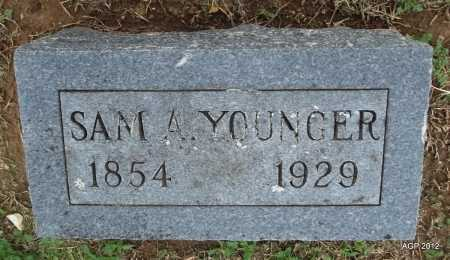 YOUNGER, SAM A. - Benton County, Arkansas | SAM A. YOUNGER - Arkansas Gravestone Photos