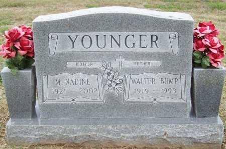 "YOUNGER, WALTER ""BUMP"" - Benton County, Arkansas 