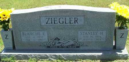 ZIEGLER, STANLEY H. - Benton County, Arkansas | STANLEY H. ZIEGLER - Arkansas Gravestone Photos