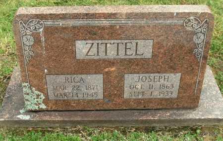 ZITTEL, JOSEPH - Benton County, Arkansas   JOSEPH ZITTEL - Arkansas Gravestone Photos
