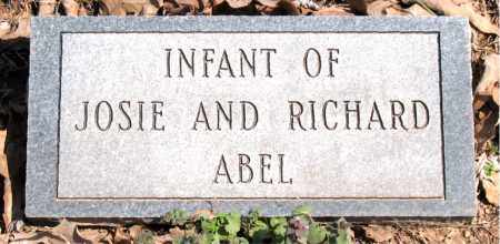 ABEL, INFANT - Boone County, Arkansas | INFANT ABEL - Arkansas Gravestone Photos