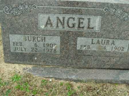 ANGEL, LAURA - Boone County, Arkansas   LAURA ANGEL - Arkansas Gravestone Photos