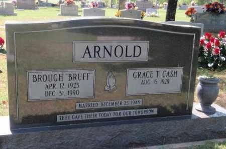 ARNOLD, BROUGH - Boone County, Arkansas | BROUGH ARNOLD - Arkansas Gravestone Photos