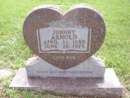 ARNOLD, JOHNNY - Boone County, Arkansas   JOHNNY ARNOLD - Arkansas Gravestone Photos