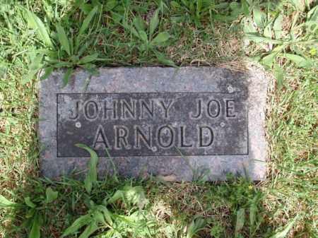 ARNOLD, JOHNNY JOE - Boone County, Arkansas   JOHNNY JOE ARNOLD - Arkansas Gravestone Photos