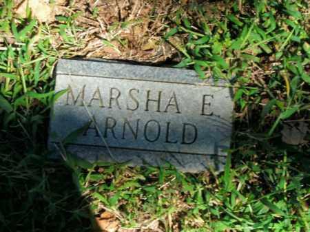 ARNOLD, MARSHA E. - Boone County, Arkansas   MARSHA E. ARNOLD - Arkansas Gravestone Photos