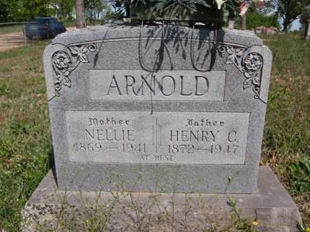 ARNOLD, HENRY C. - Boone County, Arkansas | HENRY C. ARNOLD - Arkansas Gravestone Photos