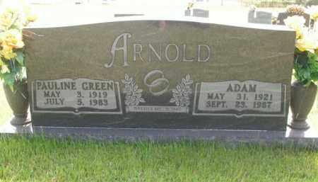 ARNOLD, ADAM - Boone County, Arkansas | ADAM ARNOLD - Arkansas Gravestone Photos