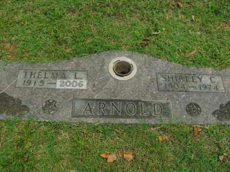 ARNOLD, SHIRLEY C. - Boone County, Arkansas | SHIRLEY C. ARNOLD - Arkansas Gravestone Photos