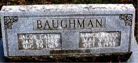 BAUGHMAN, JACOB CALVIN - Boone County, Arkansas | JACOB CALVIN BAUGHMAN - Arkansas Gravestone Photos