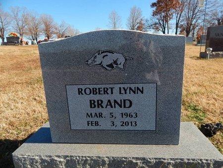 BRAND, ROBERT LYNN - Boone County, Arkansas | ROBERT LYNN BRAND - Arkansas Gravestone Photos