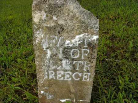 BREECE, INFANT SON - Boone County, Arkansas | INFANT SON BREECE - Arkansas Gravestone Photos