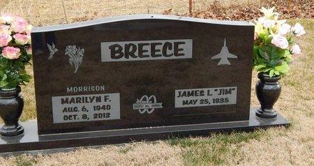BREECE, MARILYN F - Boone County, Arkansas | MARILYN F BREECE - Arkansas Gravestone Photos