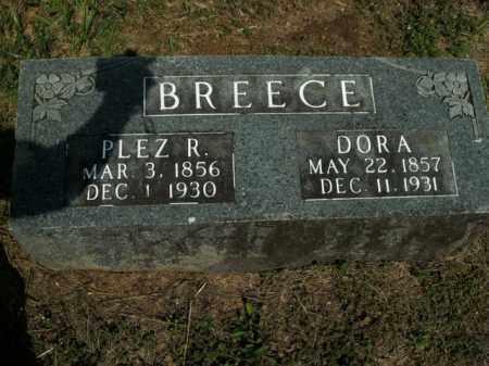 BREECE, MEDORA ANN - Boone County, Arkansas | MEDORA ANN BREECE - Arkansas Gravestone Photos