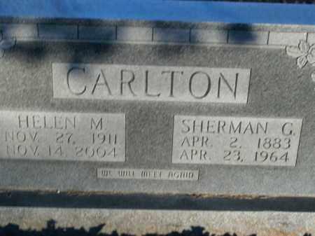 CARLTON, HELEN M. - Boone County, Arkansas | HELEN M. CARLTON - Arkansas Gravestone Photos
