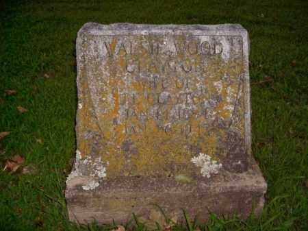 CLAYTON, WALSIE - Boone County, Arkansas | WALSIE CLAYTON - Arkansas Gravestone Photos
