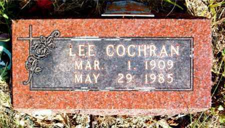 COCHRAN, LEE - Boone County, Arkansas   LEE COCHRAN - Arkansas Gravestone Photos