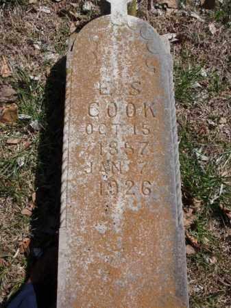 COOK, E.S. - Boone County, Arkansas | E.S. COOK - Arkansas Gravestone Photos
