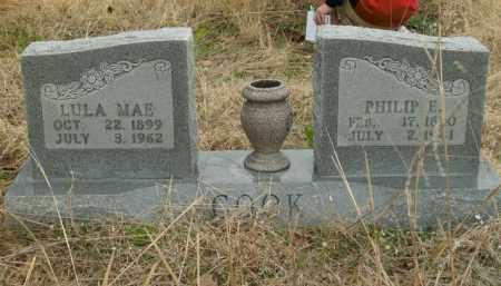 COOK, PHILIP E. - Boone County, Arkansas   PHILIP E. COOK - Arkansas Gravestone Photos