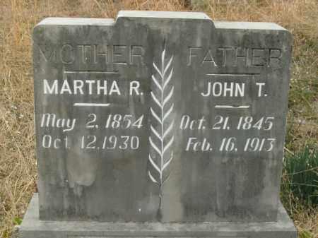 COOK, MARTHA R. - Boone County, Arkansas | MARTHA R. COOK - Arkansas Gravestone Photos