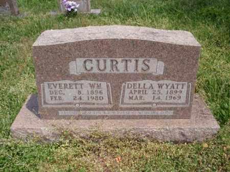 CURTIS, EVERETT WILLIAM - Boone County, Arkansas | EVERETT WILLIAM CURTIS - Arkansas Gravestone Photos