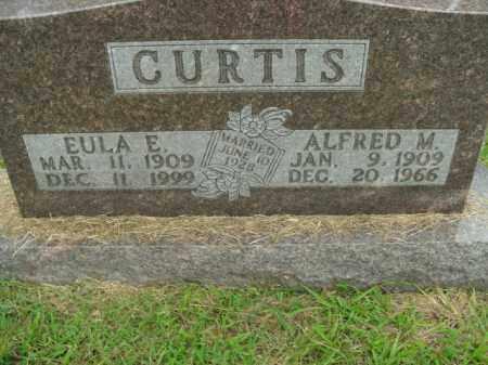 CURTIS, EULA EUGENIA - Boone County, Arkansas   EULA EUGENIA CURTIS - Arkansas Gravestone Photos