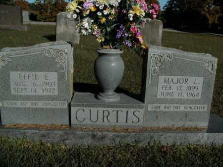 CURTIS, EFFIE E. - Boone County, Arkansas | EFFIE E. CURTIS - Arkansas Gravestone Photos