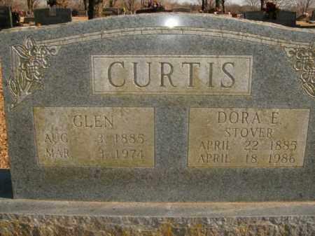 CURTIS, DORA ELIZABETH - Boone County, Arkansas | DORA ELIZABETH CURTIS - Arkansas Gravestone Photos