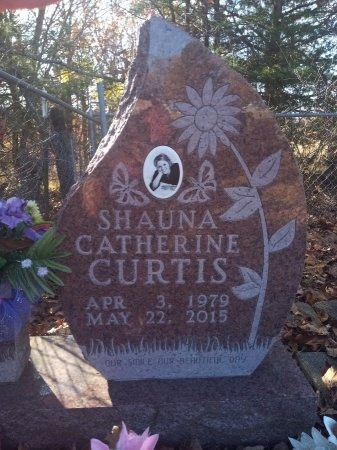 CURTIS, SHAUNA CATHERINE - Boone County, Arkansas   SHAUNA CATHERINE CURTIS - Arkansas Gravestone Photos