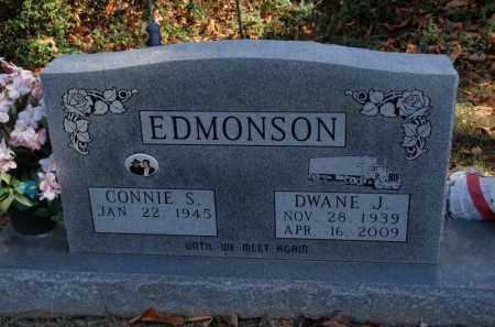 EDMONSON, DWANE J - Boone County, Arkansas | DWANE J EDMONSON - Arkansas Gravestone Photos
