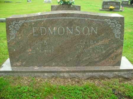 MOORE EDMONSON, CLEBA L - Boone County, Arkansas | CLEBA L MOORE EDMONSON - Arkansas Gravestone Photos