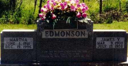 EDMONSON, MARTHA - Boone County, Arkansas | MARTHA EDMONSON - Arkansas Gravestone Photos