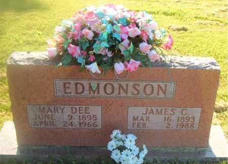 EDMONSON, JAMES CAMERON - Boone County, Arkansas | JAMES CAMERON EDMONSON - Arkansas Gravestone Photos