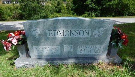 EDMONSON, FRED CARROLL - Boone County, Arkansas | FRED CARROLL EDMONSON - Arkansas Gravestone Photos