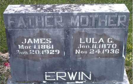 ERWIN, JAMES - Boone County, Arkansas | JAMES ERWIN - Arkansas Gravestone Photos