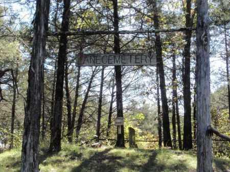 *FAIRVIEW/LANE ENTRANCE,  - Boone County, Arkansas    *FAIRVIEW/LANE ENTRANCE - Arkansas Gravestone Photos
