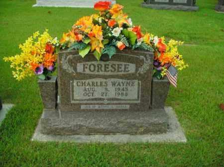 FORESEE, CHARLES WAYNE - Boone County, Arkansas | CHARLES WAYNE FORESEE - Arkansas Gravestone Photos