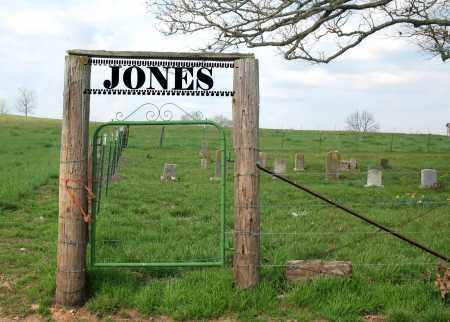 *JONES CEMETERY GATE,  - Boone County, Arkansas |  *JONES CEMETERY GATE - Arkansas Gravestone Photos