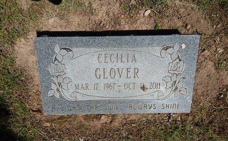 GLOVER, CECILIA - Boone County, Arkansas   CECILIA GLOVER - Arkansas Gravestone Photos