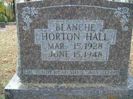 HALL, BLANCHE - Boone County, Arkansas   BLANCHE HALL - Arkansas Gravestone Photos