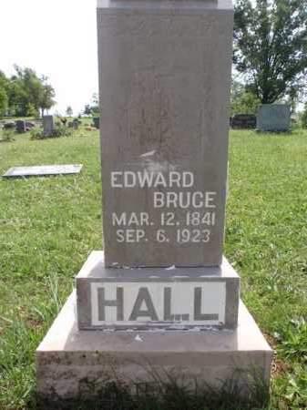 HALL, EDWARD BRUCE - Boone County, Arkansas | EDWARD BRUCE HALL - Arkansas Gravestone Photos