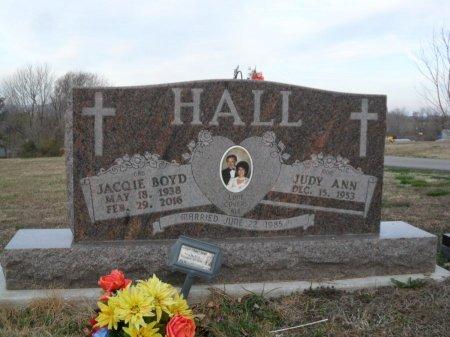 HALL, JACQIE BOYD - Boone County, Arkansas | JACQIE BOYD HALL - Arkansas Gravestone Photos
